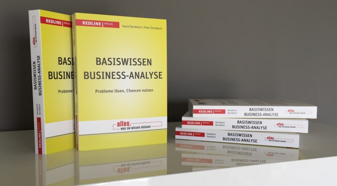 BA20 Basiswissen Business-Analyse