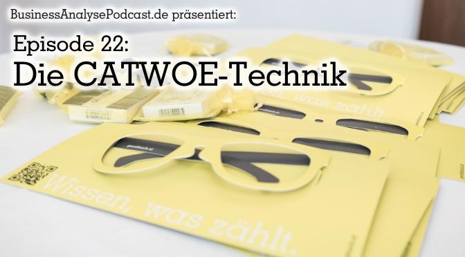 BA22 Die CATWOE-Technik