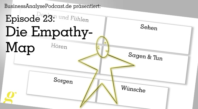 BA23: Die Empathy Map