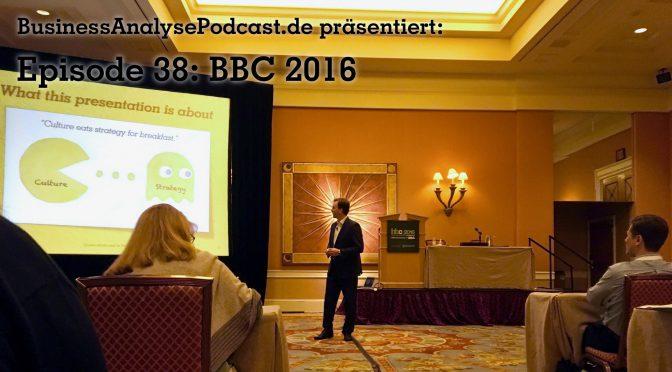BA38: BBC 2016