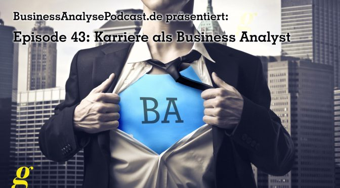 BA43: Karriere als Business-Analyst